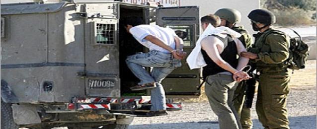 قوات الاحتلال الإسرائيلي تعتقل 20 فلسطينيا