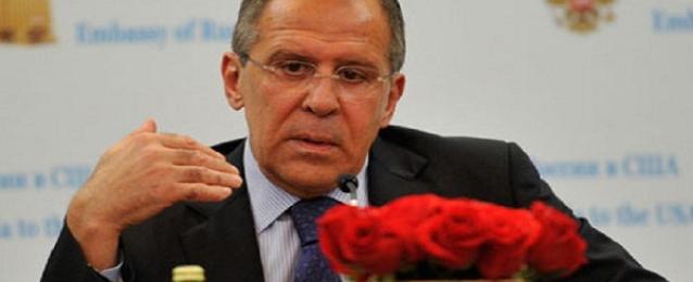لافروف يطالب باطلاق سراح صحفيين روس معتقلين في اوكرانيا