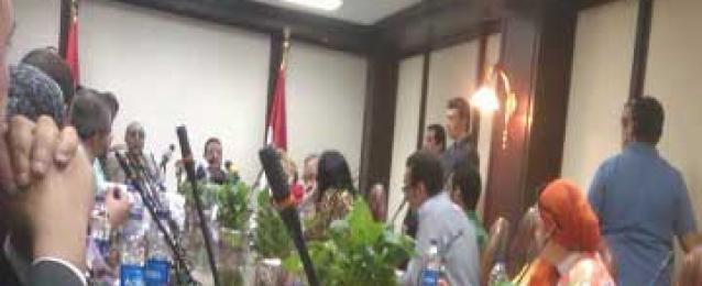 لجنة متابعة الدعاية الإعلامية لانتخابات الرئاسة تصدر تقريرها الأول