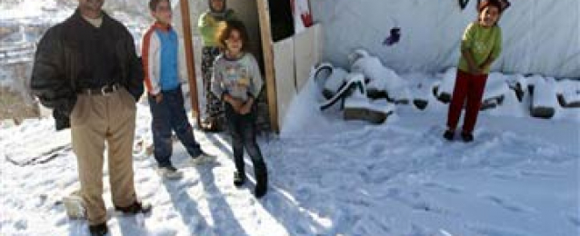 العفو الدولية: اللاجئون السوريون بلبنان يواجهون أزمة صحية