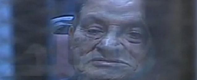 تأجيل محاكمة مبارك للغد لسماع دفاع رئيس أمن الدولة السابق