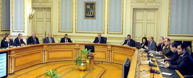 مجلس الوزراء يبحث خطوات ما بعد الانتخابات الرئاسية