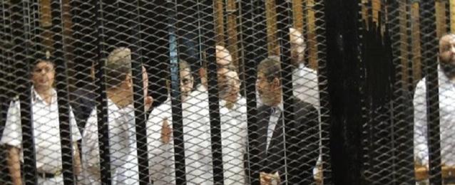 تأجيل محاكمة مرسي و 14 إخوانيا في قضية الإتحادية إلى 10 يونيو