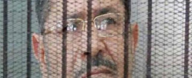 تأجيل محاكمة مرسي و 14 من قيادات الإخوان في أحداث الاتحادية
