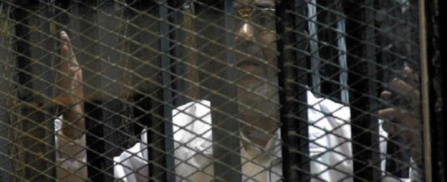 استئناف محاكمة مرسي في أحداث قصر الاتحادية اليوم