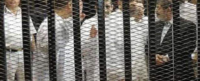تأجيل محاكمة مرسي وقياديين من الاخوان الارهابية الى 17 مايو