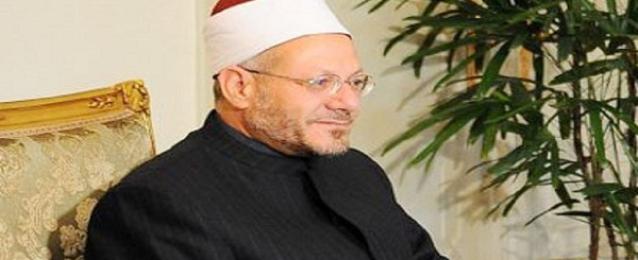 مفتي الجمهورية يدعو المصريين بالخارج للمشاركة في الانتخابات