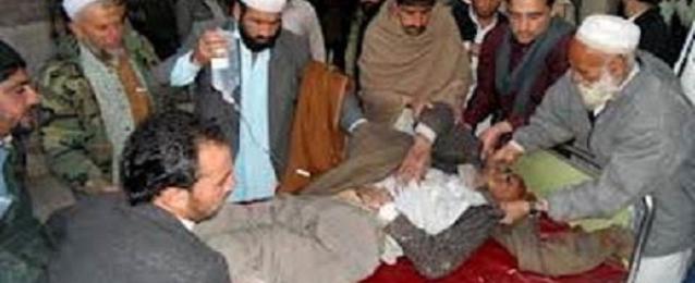 مقتل خمسة اشخاص في انفجار قنبلة في شمال غرب باكستان