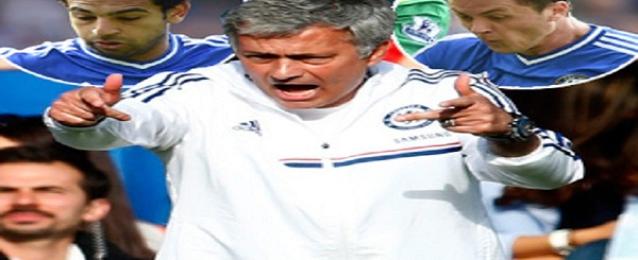 مورينيو يطالب محمد صلاح بأن يصبح لاعب كرة قدم حقيقي