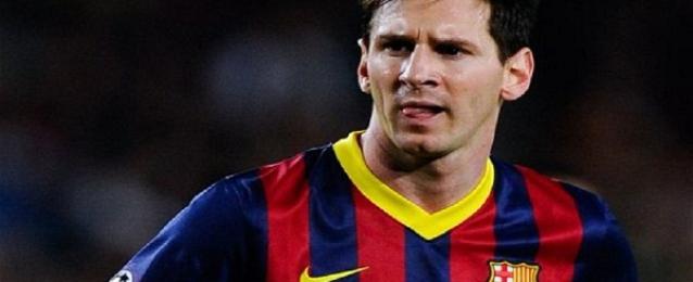 ميسى يقترح على إدارة برشلونة ضم أجويرو