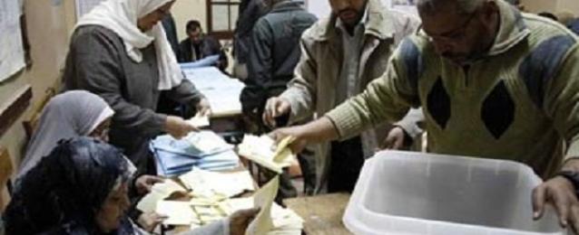 نتائج فرز محافظة الفيوم
