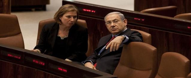 نتنياهو: ليفني لا تمثل إسرائيل في اجتماعها بعباس الثلاثاء