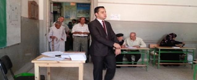 وزارة العدل: انتظام عمليات التصويت في لجان الاقتراع بالانتخابات الرئاسية