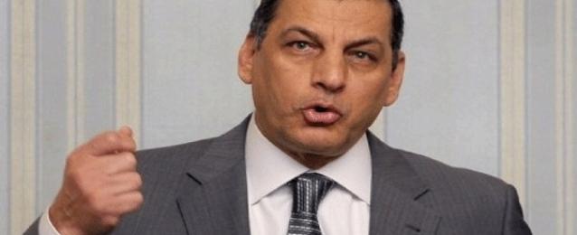 وزيرالداخلية السابق: مصر تحتاج لرئيس قوي وليس لرئيس يجيد الشعارات