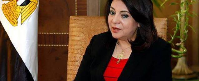 وزيرة الإعلام تشيد بالتغطية الإعلامية للتليفزيون المصري وتصفها بالمشرفة