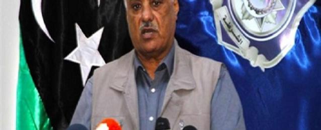 """وزير الداخلية الليبي ينفي انضمام وزارته لعملية """"الكرامة """""""