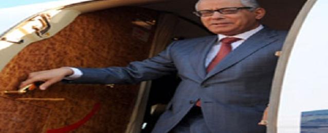 وصول رئيس وزراء ليبيا السابق إلى مصر لبحث التطورات فى بلاده