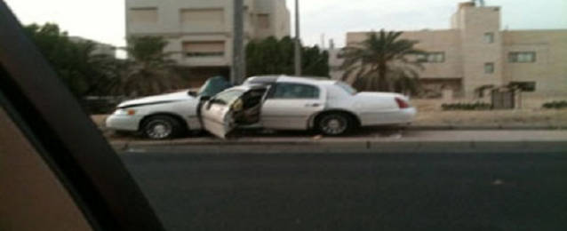وفاة مواطن وإصابة زوجته بحادث أثناء توجههما للإدلاء بصوتهما بالكويت