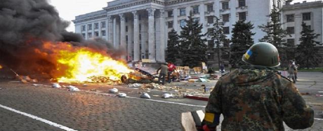 موسكو تأمل أن يتسم تقرير مراقبي الأمم المتحدة في أوكرانيا بالموضوعية