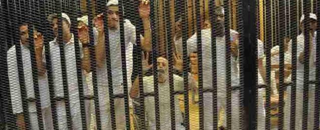 """استئناف محاكمة المتهمين في قضيتي """"أحداث الأزبكية""""و""""خلية مدينة نصر"""" اليوم"""