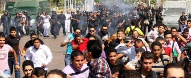 7 سنوات سجنًا مشددًا لـ 14 طالبًا في أحداث عنف بجامعة الأزهر