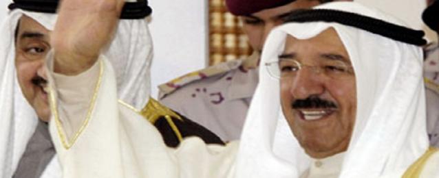 بالفيديو : أمير الكويت يشارك فى حفل تنصيب الرئيس السيسى