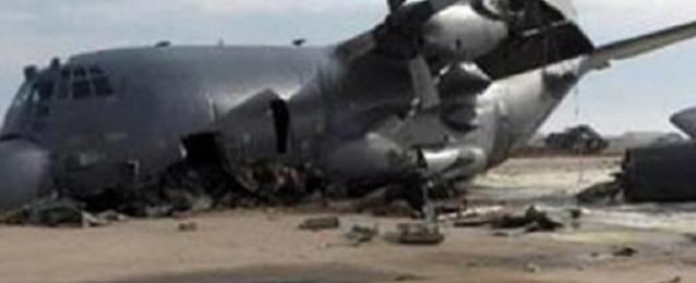 مقتل 49 جنديا أوكرانيا فى إسقاط المتمردين طائرة شحن عسكرية