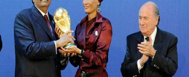 الصانداي تايمز: قطر استخدمت الغاز والمال للفوز بتنظيم كأس العالم