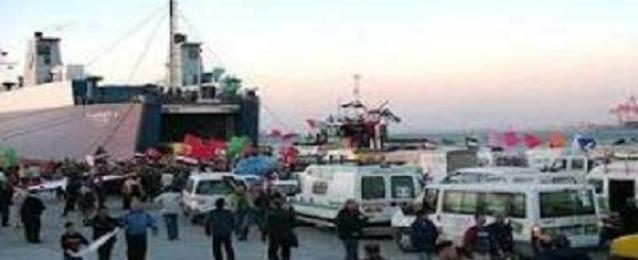 إعادة فتح ميناء سفاجا بعد إغلاقه بسبب سوء الأحوال الجوية
