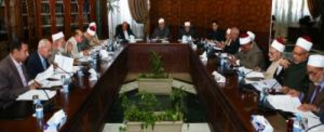 نص خطاب هيئة كبار العلماء بالأزهر الشريف للرئيس السيسي