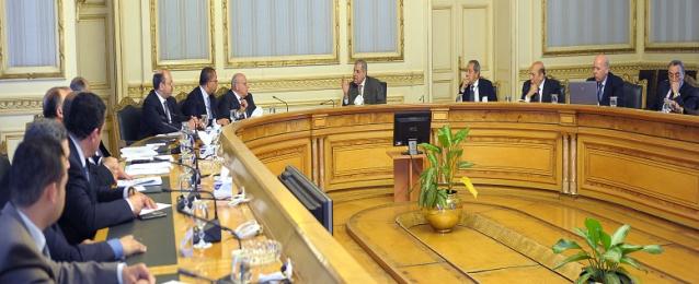 مجلس الوزراء يعقد اجتماعا لبحث ترتيبات ما بعد انتخاب الرئيس