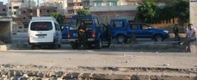 استشهاد ضابط شرطة خلال الفصل بين طرفى خصومة ثأرية فى أسيوط
