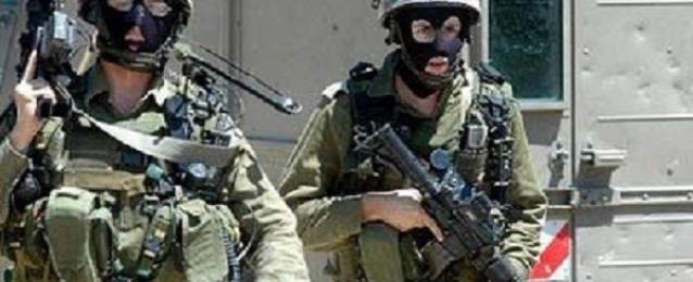 استشهاد واصابة 5 فلسطينيين بالضفة خلال حملة اعتقالات اسرائيلية