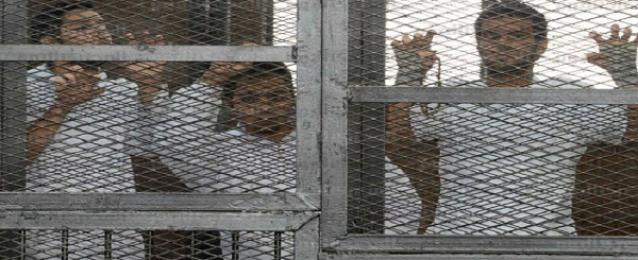 """استنئاف محاكمة صحفي """"الجزيرة"""" المتهمين في """"خلية الماريوت"""" اليوم"""