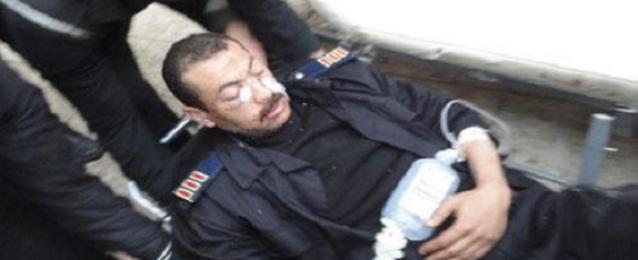 إصابة رقيب شرطة في مواجهة 3 متهمين حاولوا الهروب بالقليوبية