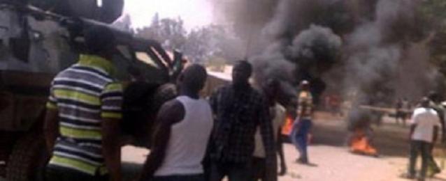 اكثر من 40 قتيلا في انفجار خلال مباراة لكرة القدم في نيجيريا