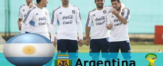 """""""الأرجنتين"""" حمل ثقيل على ميسى في كأس العالم"""