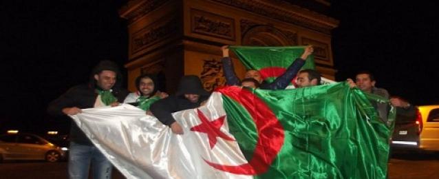 توقيف 74 جزائريا بفرنسا لوقوع حوادث أثناء الاحتفال بتأهل الخضر لدور ال16 بالمونديال