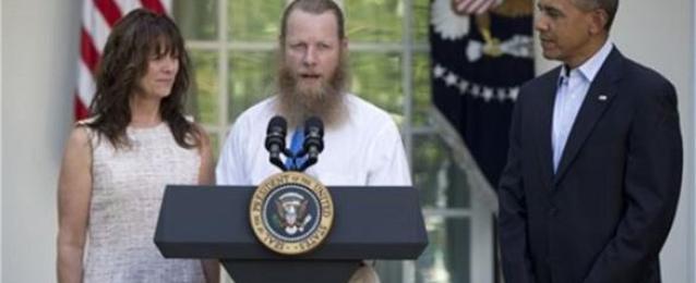 """الجندي الأمريكي بيرغدال يعلن إسلامه و""""الجهاد"""" خلال أسر طالبان له"""