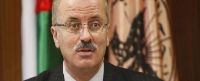 الحكومة الفلسطينية تدين العدوان الإسرائيلي
