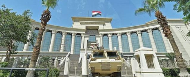 وصول أعضاء الجمعية العامة للمحكمة الدستورية إلى مقر المحكمة