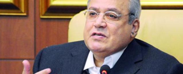 جابر عصفور بعد أداء اليمين: أسعى لتأسيس وضع صحيح للثقافة المصرية