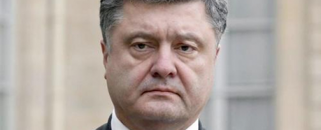 رئيس أوكرانيا: سنلجأ الي استخدام القوة في حال عدم الإلتزام بخطة السلام