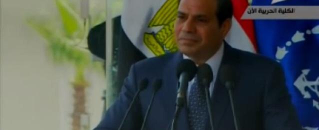 بالفيديو :السيسي يصارح المصريين بحقيقة الموقف المالي وأسباب رفضه للموازنة العامة