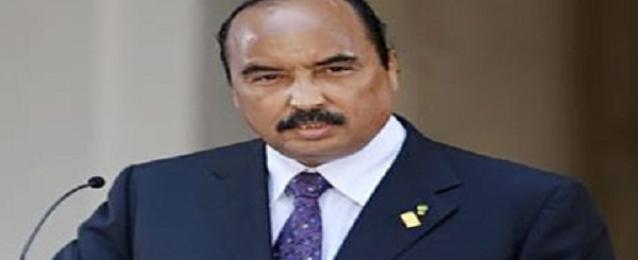"""الرئيس الموريتاني المرشح للانتخابات الرئاسية يتهم المعارضة ب""""النهب"""""""
