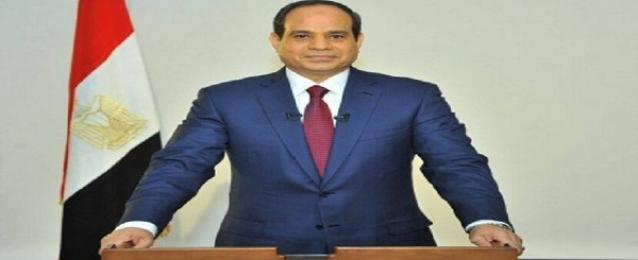 الرئيس السيسي يقيم مأدبة غداء تكريما للوفود المشاركة في حفل تسلم السلطة