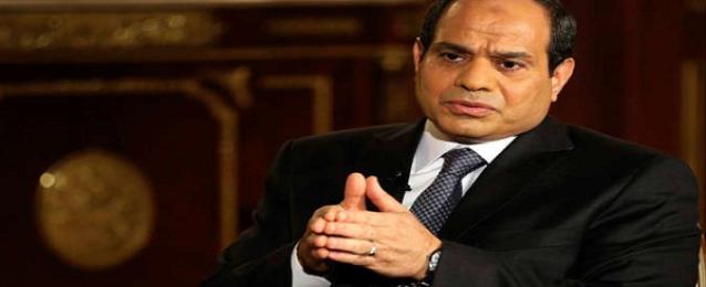 السيسي يؤكد لوفد البرلمان العربي ضرورة التصدي للإرهاب والتطرف بالمنطقة العربية