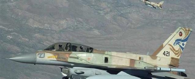 الطيران الحربي الاسرائيلي يشن سلسلة غارات على قطاع غزة