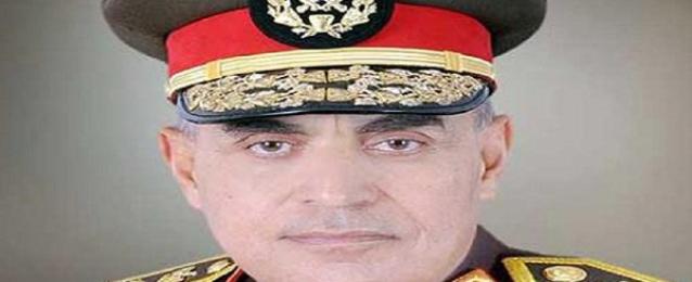 وزير الدفاع يفتتح المعرض العلمي للكلية الفنية العسكرية