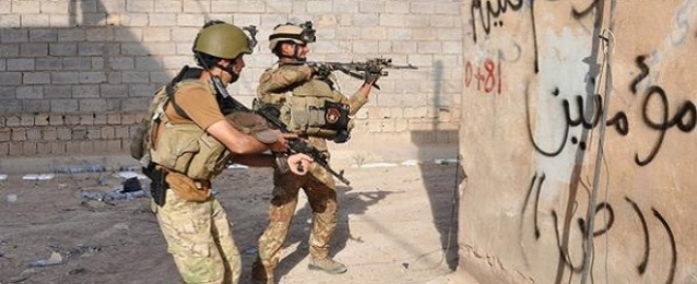 القوات العراقية تستعد لشن هجوم على تكريت